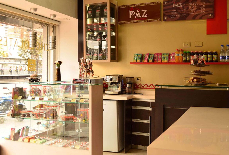 Paz Chocolatier